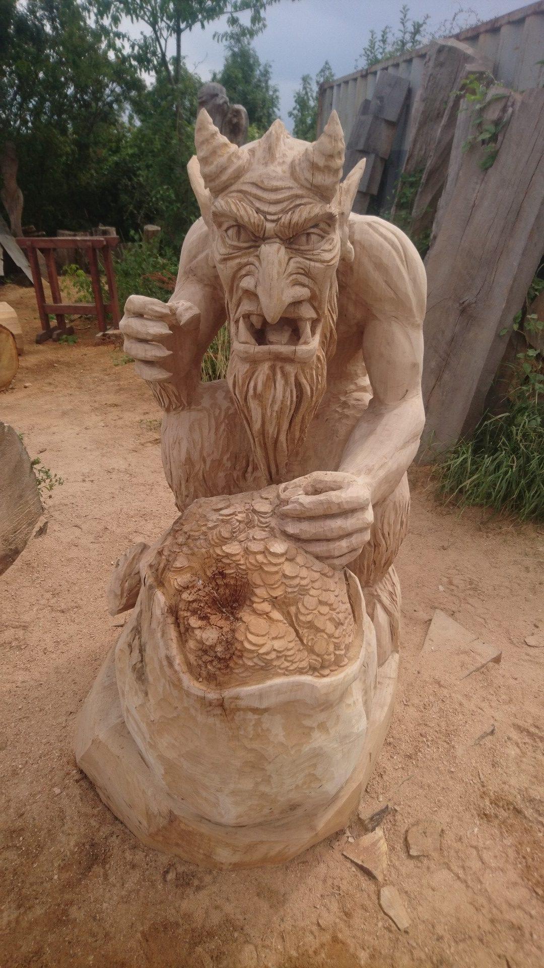 Der Teufel vorm Dukatensack (14)