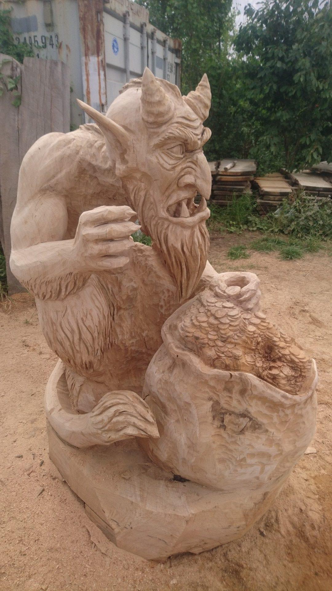 Der Teufel vorm Dukatensack (24)