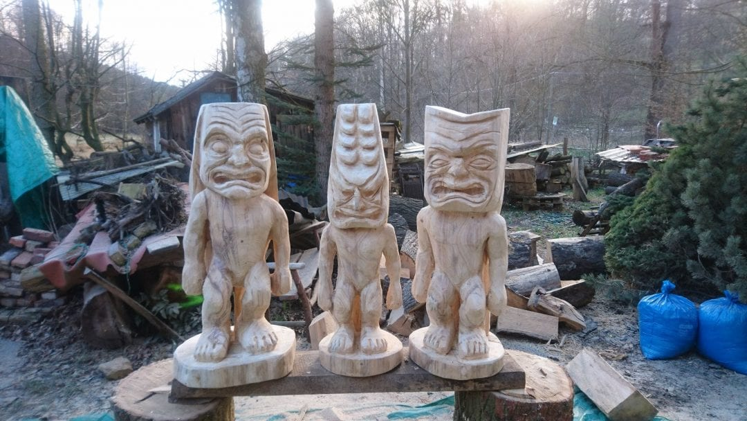 TIKI -Figuren (2)